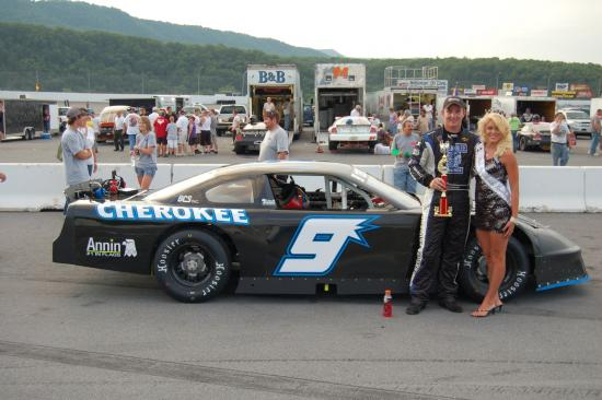 3rd Place Late Model