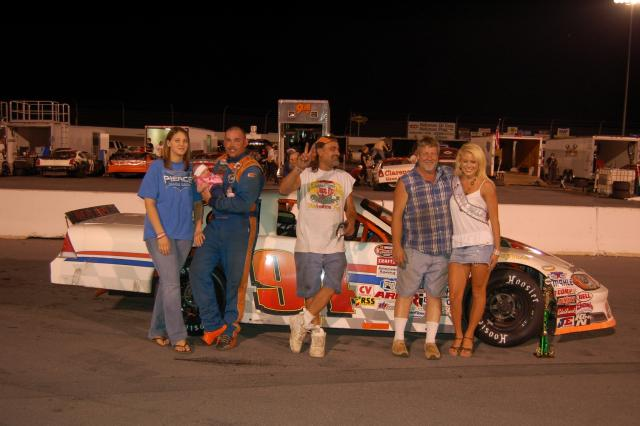 2nd Place Late Model-2