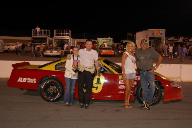 3rd Place Late Model-2