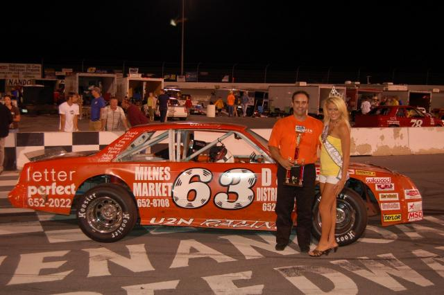 1st Place Street Stock