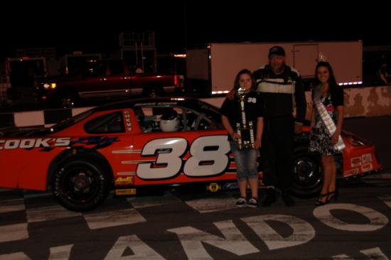 1st Place Late Model