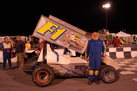 2nd Place Sprint Cars