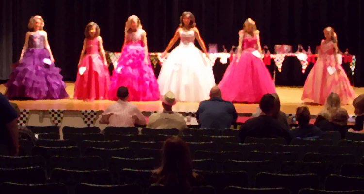 2013 Miss Shenandoah Speedway Pageant