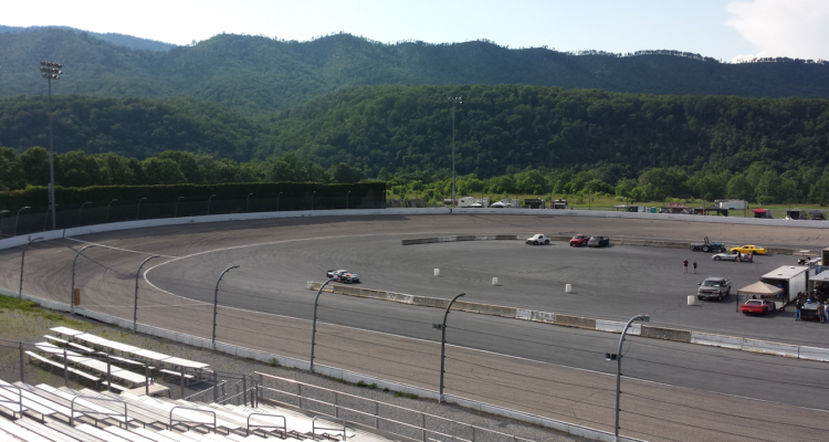 Oval Racing on June 9, 2018